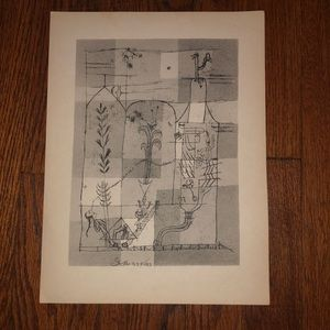 Lot of 6 Paul Klee prints